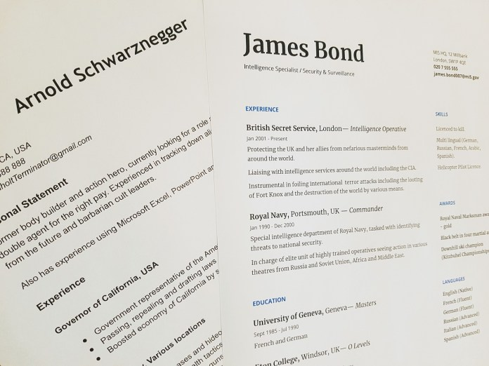 How Can I Make my CV Stand Out