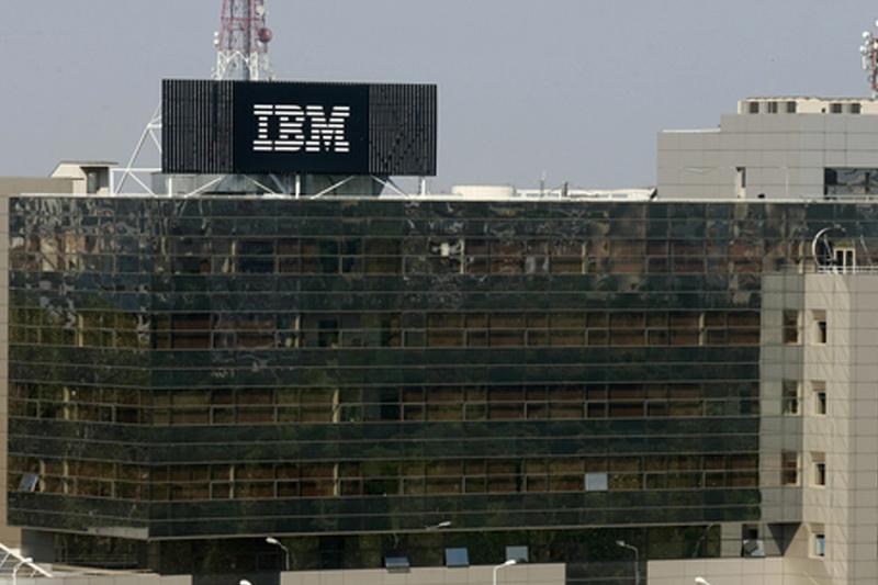 IBM Rises on Street-High Price Target