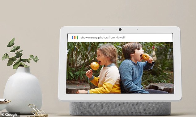 Google today launched the successor to its Nest Hub (formerly called the Home Hub), offering its Smart Display with Google Assistant and a bigger, 10-inch screen