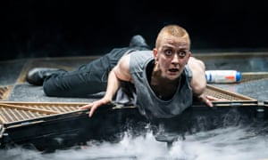 Macbeth at the Royal Exchange Theatre, Manchester