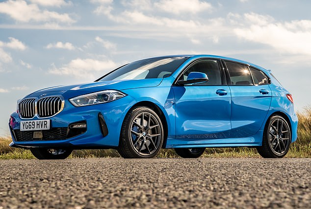The new BMW 1 series is available with front-wheel or all-wheel drive, it promises more space, power and efficiency and ison sale now from £24,430