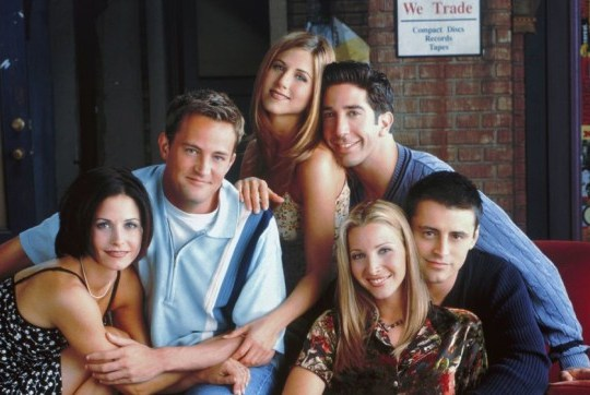 It's been 25 years since Friends (Warner Bros Television)