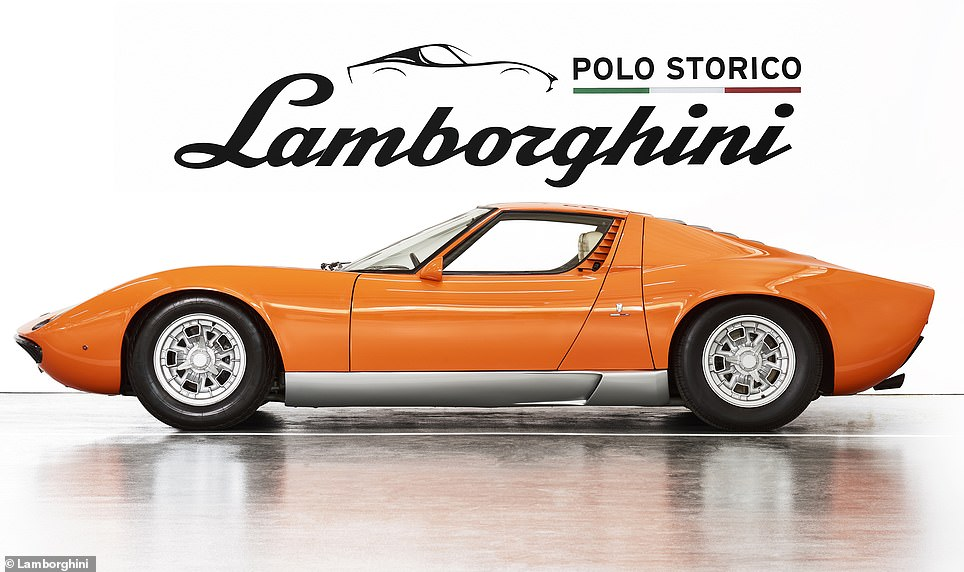 Earlier this year, Lamborghini confirmed that it had certified the original Miura that was used in opening credits of The Italian Job after it went off the radar shortly after filming was completed in 1968