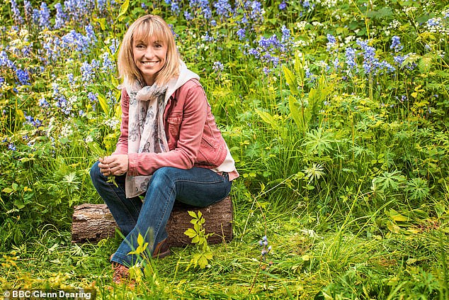 Michaela Strachan started a pension and began investing in the stock market at the age of 21
