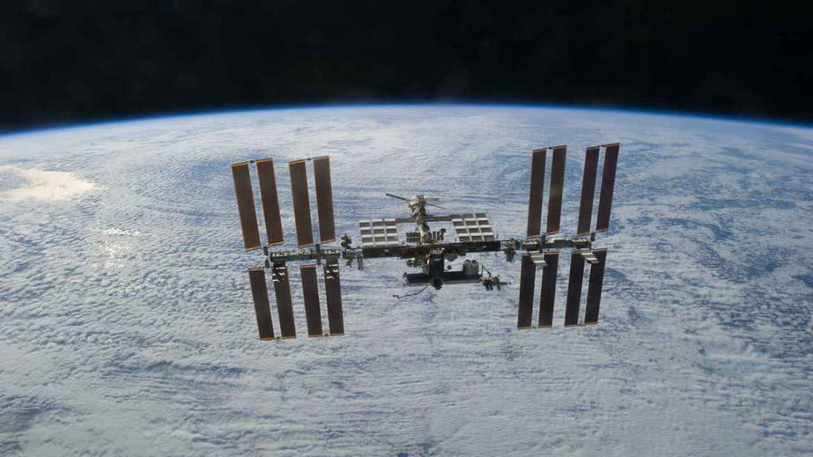 Russian telescope aboard ISS captures short flashes in Earths atmosphere
