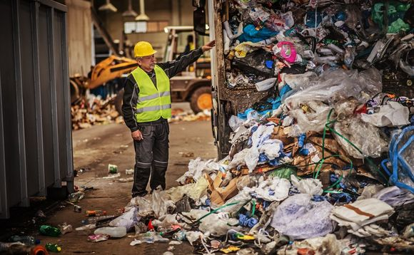 Waste management and pollution