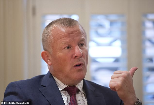 Neil Woodford's fund empire has collapsed around him as he lost all three of his funds