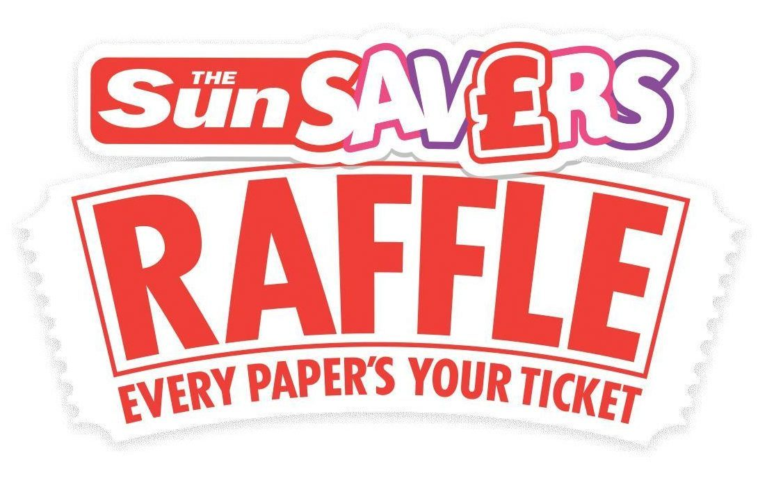 Join thousands of readers taking part in the Sun Savers Raffle