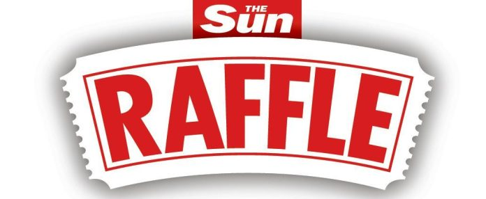 Could you be next to win The Sun Raffle
