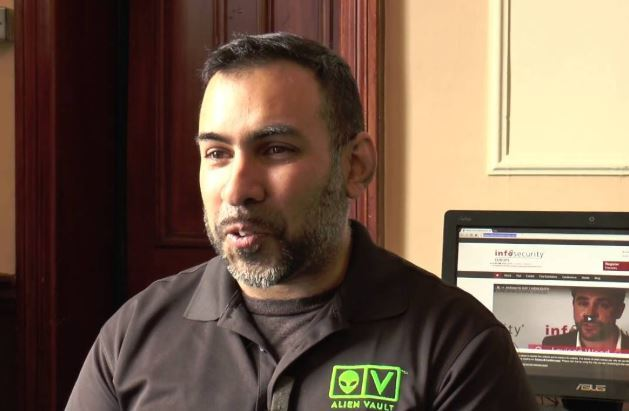 London-based cyber buff Javvad Malik (pictured) believes fraudsters are best avoided by using a credit card when shopping on the web