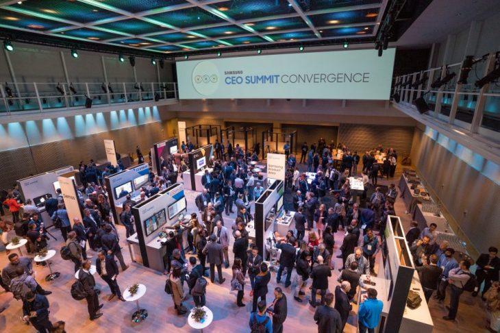 Samsung CEO Summit 2019