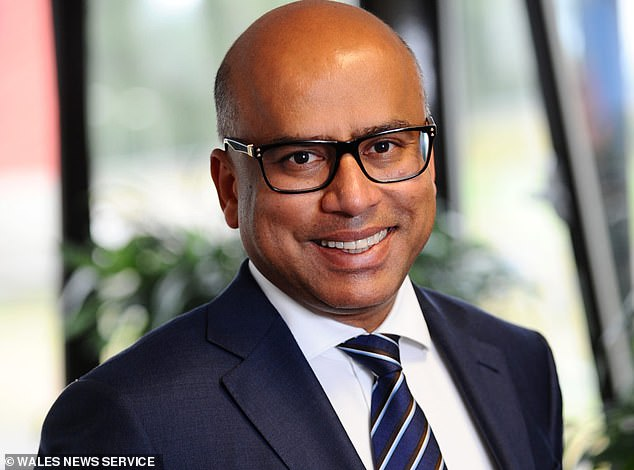Success: Gupta's empire is made up of a loose grouping of companies called GFG Alliance, which includes Liberty House