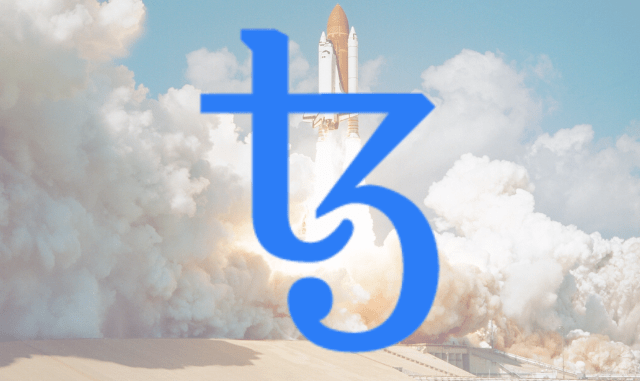 Tezos (XTZ) increases in value by more than 50% after the announcement of the Coinbase exchange