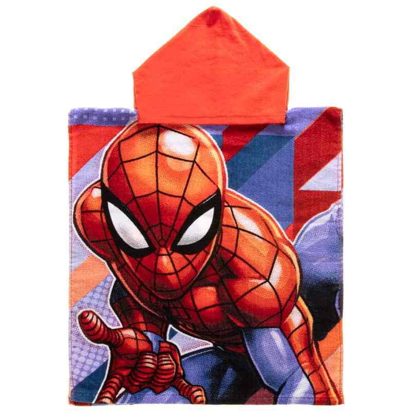 B&M is selling Spiderman ponchos for just 50p each