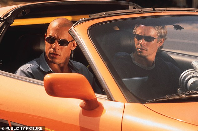The mark 4 era Toyota Supra cemented its place in a generation of petrolheads' hearts when it starred in The Fast & The Furious, with Paul Walker, right, and Vin Diesel, left