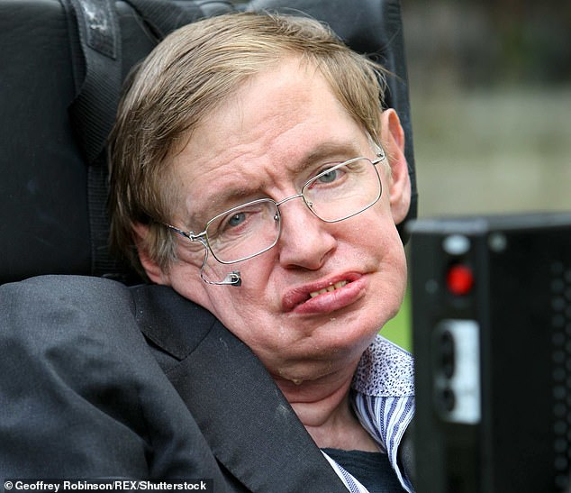 There is currently no known cure for motor neurone disease. The cruel condition killed Professor Stephen Hawking, pictured