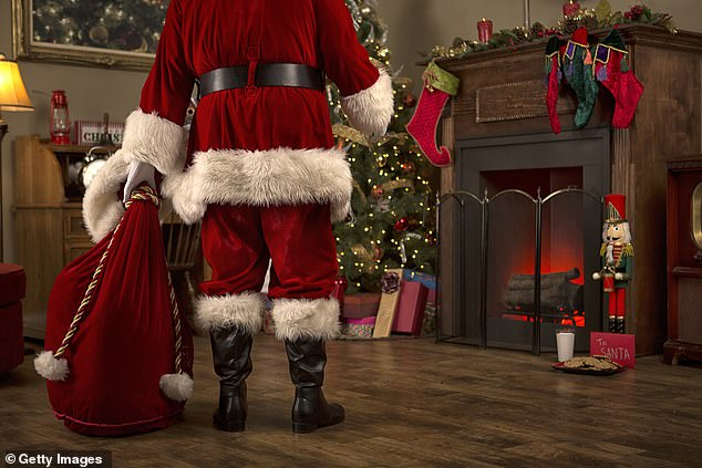 It's a question most of us have asked at one point in our lives -is Santa real? Today's children aren't looking to their parents for an answer, but are turning to Google and the search engine is shattering the shattering the illusion