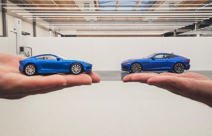 Jaguar's Hot Wheels F-Type will leave kids desperate to try the grown-up version — and they won't be disappointed, writes Rob Gill