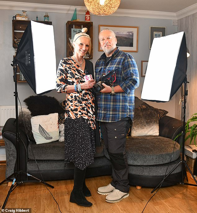 Hot property: Vanessa Warwick and Nick Tadd have 10,000 YouTube subscribers