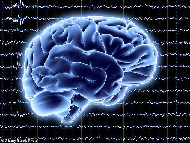 Researchers used an ultrasound 'helmet' to temporarily loosen the blood-brain that blocks Alzheimer's treatments from reaching memory centers in the brain (file)