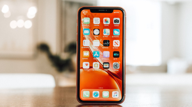 Apple's iPhone XR