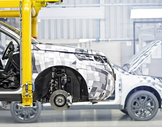 Brexit uncertainty has also taken a toll on UK car makers, not least Jaguar Land Rover, which produced 64,000 fewer units in 2019 than it did the year previous