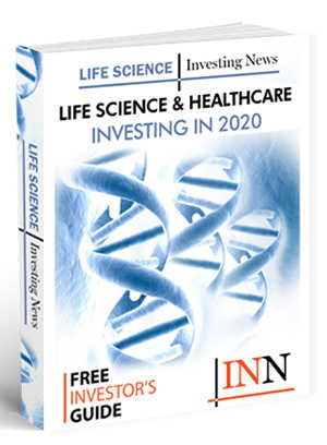 life science free industry report cover