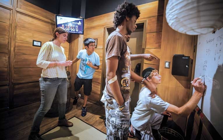 UK's Top Escape Rooms as The Market Keeps Expanding