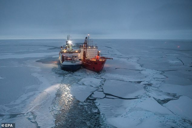 Researchers on an icebreaking vessel gathering data on climate change in the Arctic won't be able to return home as scheduled, after a replacement crew set to depart from Norway has been prevented from leaving the country due to COVID-19 travel restrictions