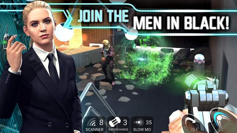 Men in Black Galaxy Defenders