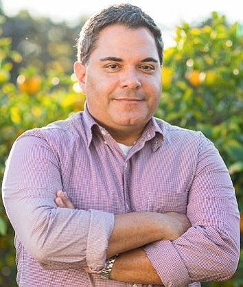 Steve Padilla, Chula Vista City Councilman for District 3...