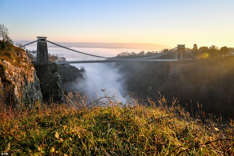 Bristol's Clifton Suspension Bridge will go darkbetween 8.30pm and 9.30pm tonight as part of the international event organised by WWF