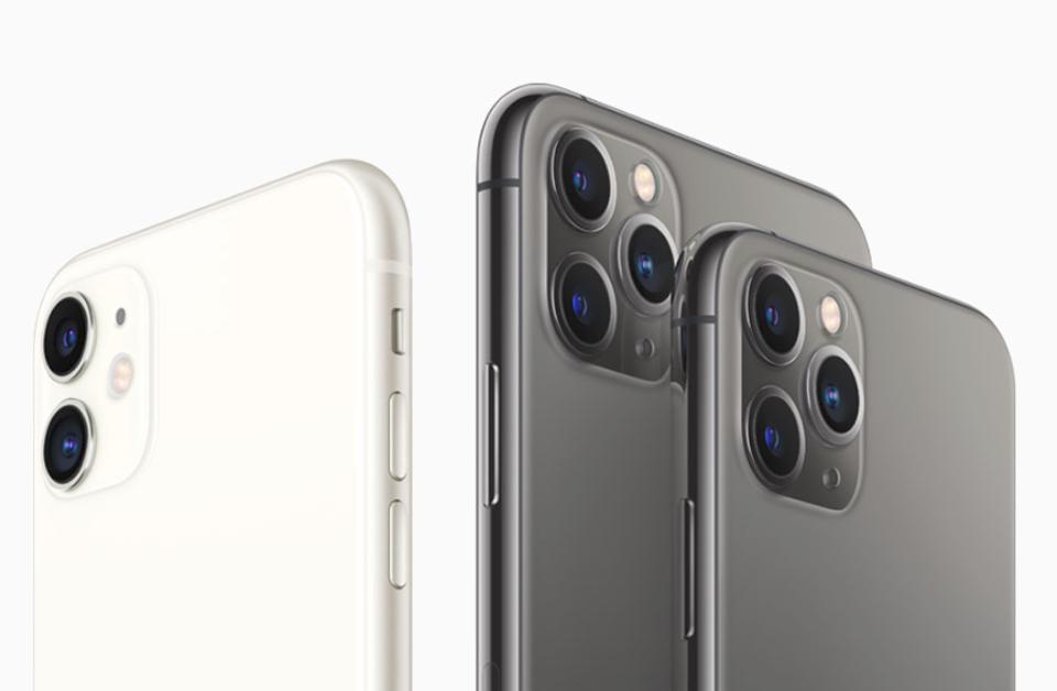 Apple iPhone 11, iPhone 11 Pro, iPhone 11 Pro Max -