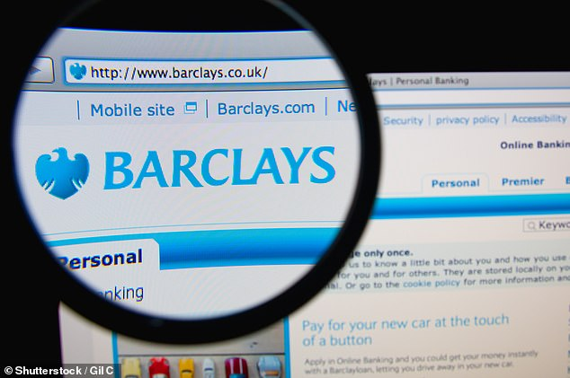Under scrutiny: Barclays, which has been criticised for lending to fossil fuel projects, was accused by Greenpeace of 'hypocrisy'