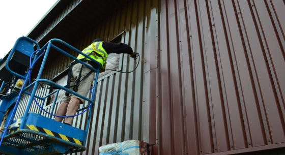 What is On Site Spraying and Why Do You Need It?