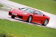 Ferrari F430 2005 - hero front