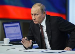 Russia wants to protect its internet