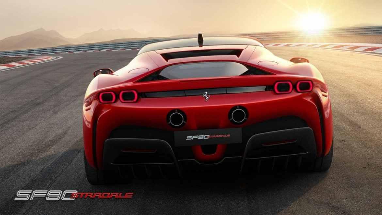 Ferrari electric SF90 Stradale