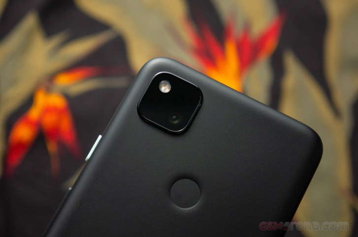 Google Pixel 4a In For Review
