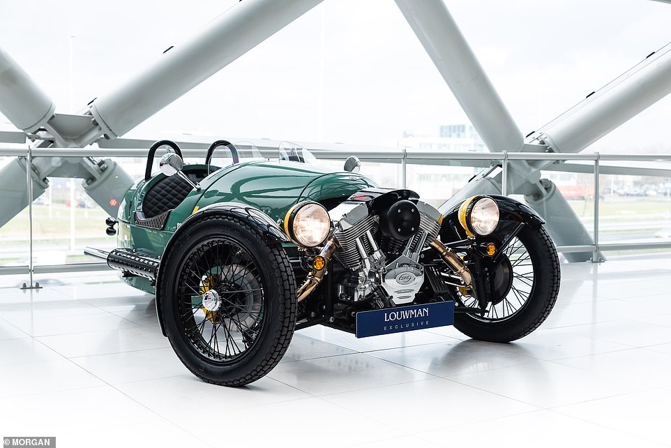 If you're looking for something that's like nothing else on the road today, the Morgan 3 Wheeler will be right up your street. It's not a car you'd use daily (especially not during the winter) but will guarantee smiles every time you take it out of the garage