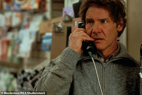 Harrison Ford inThe Fugitive