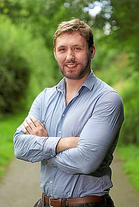Seán McPartlin is volunteering to take part in the Oxford vaccine trial