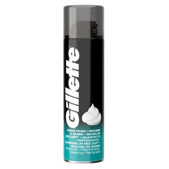 Stock up on shave foam reduced to £1