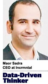 Maor Sadra headshot