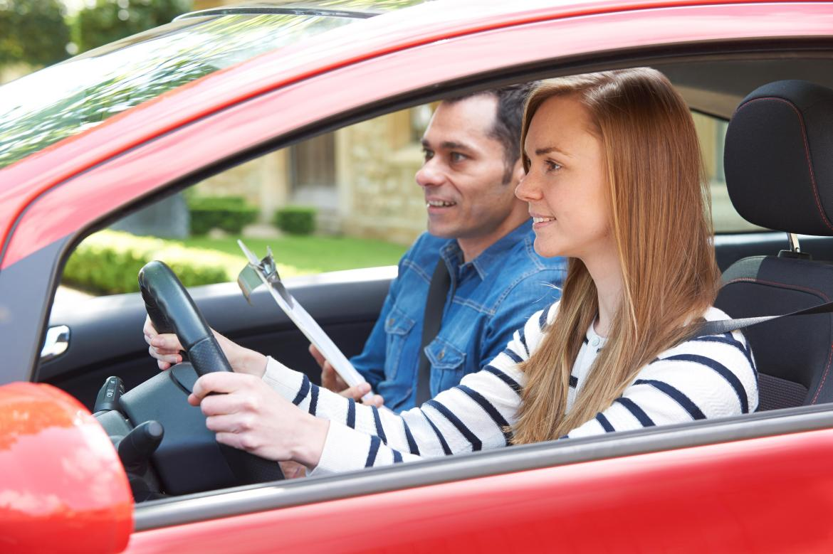 There are 380 driving test centres in the UK