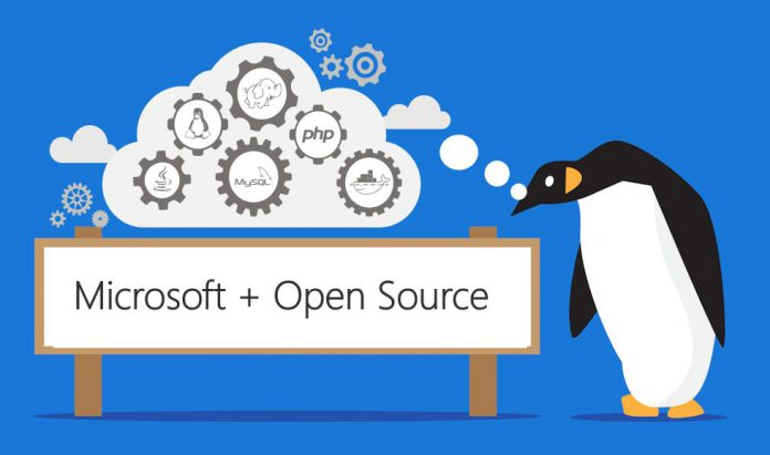Microsoft and Open Source Community official