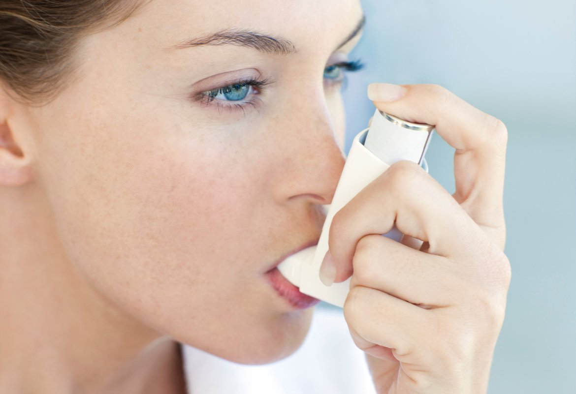 People who suffer from asthma are at risk of deadly attacks this week