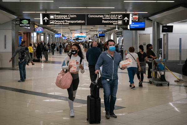 Travel Restrictions and Disruptions: Traveling in the New Normal or Post-COVID-19 Era