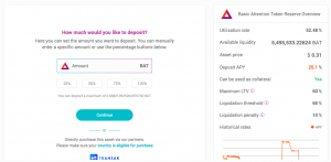 DeFi Unlocked: How to Earn Interest Lending Crypto using Aave 106