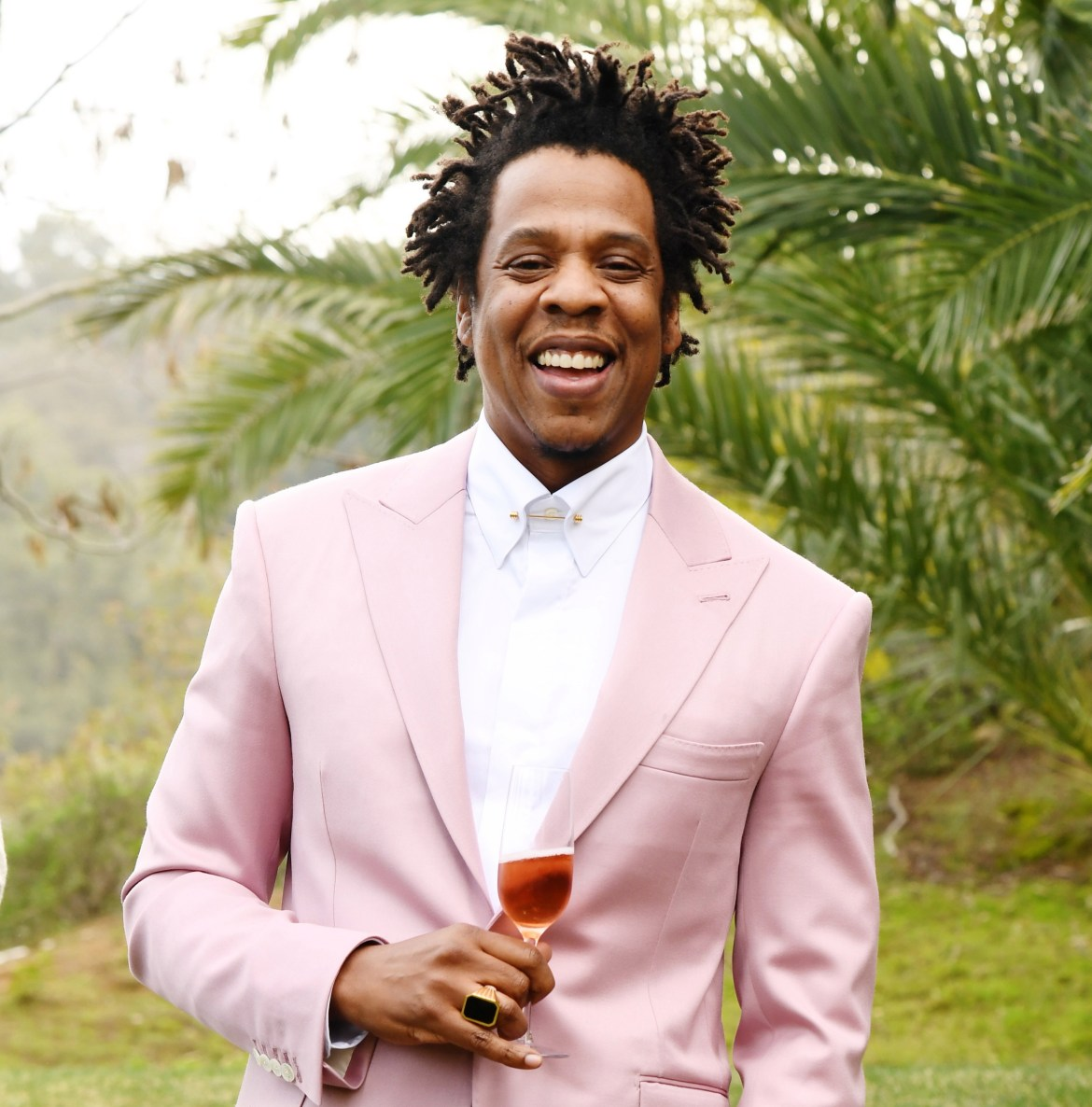 Ace Of Spades is owned by Jay-Z and he unlocked his cellar for Roller